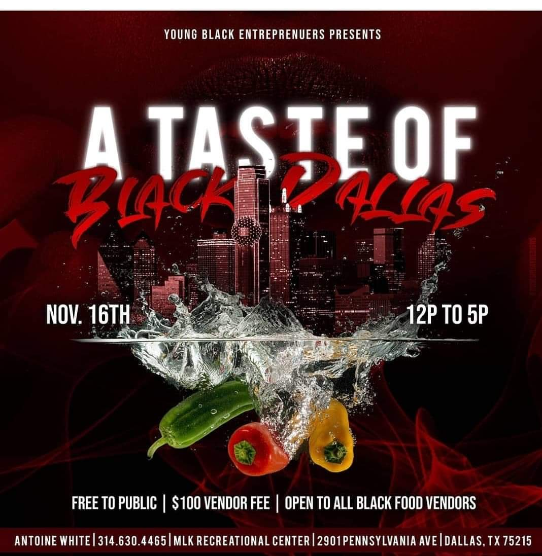A Taste of Black Dallas