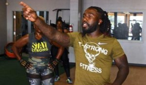 Trent Stevenson - Owner Operator of T-Strong Fitness